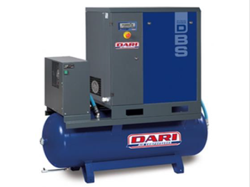 SCREW COMPRESSOR - DBS 16 - 10 - 500