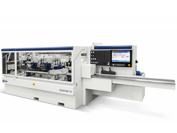 AUTOMATIC THROUGHFEED MOULDER - SUPERSET NT