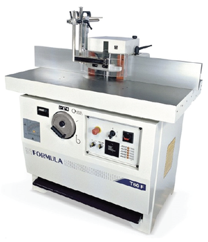 T60F FORMULA - SPINDLE MOULDER