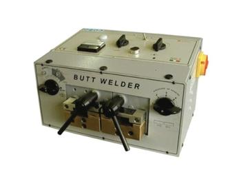 BUTT WELDER - VC 4/VC 6