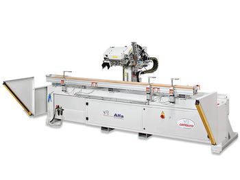 CENTAURO ALFA CNC DOOR & WINDOW ROUTER