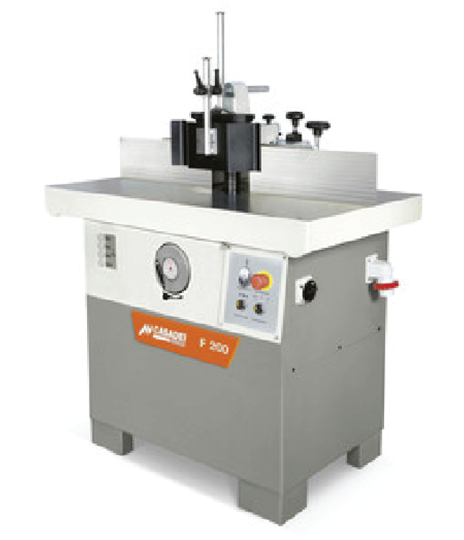 F 200- SPINDLE MOULDER