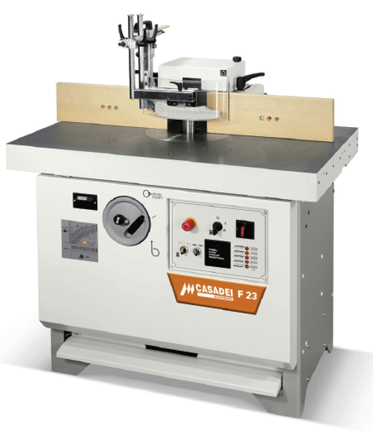 F 23 - SPINDLE MOULDER