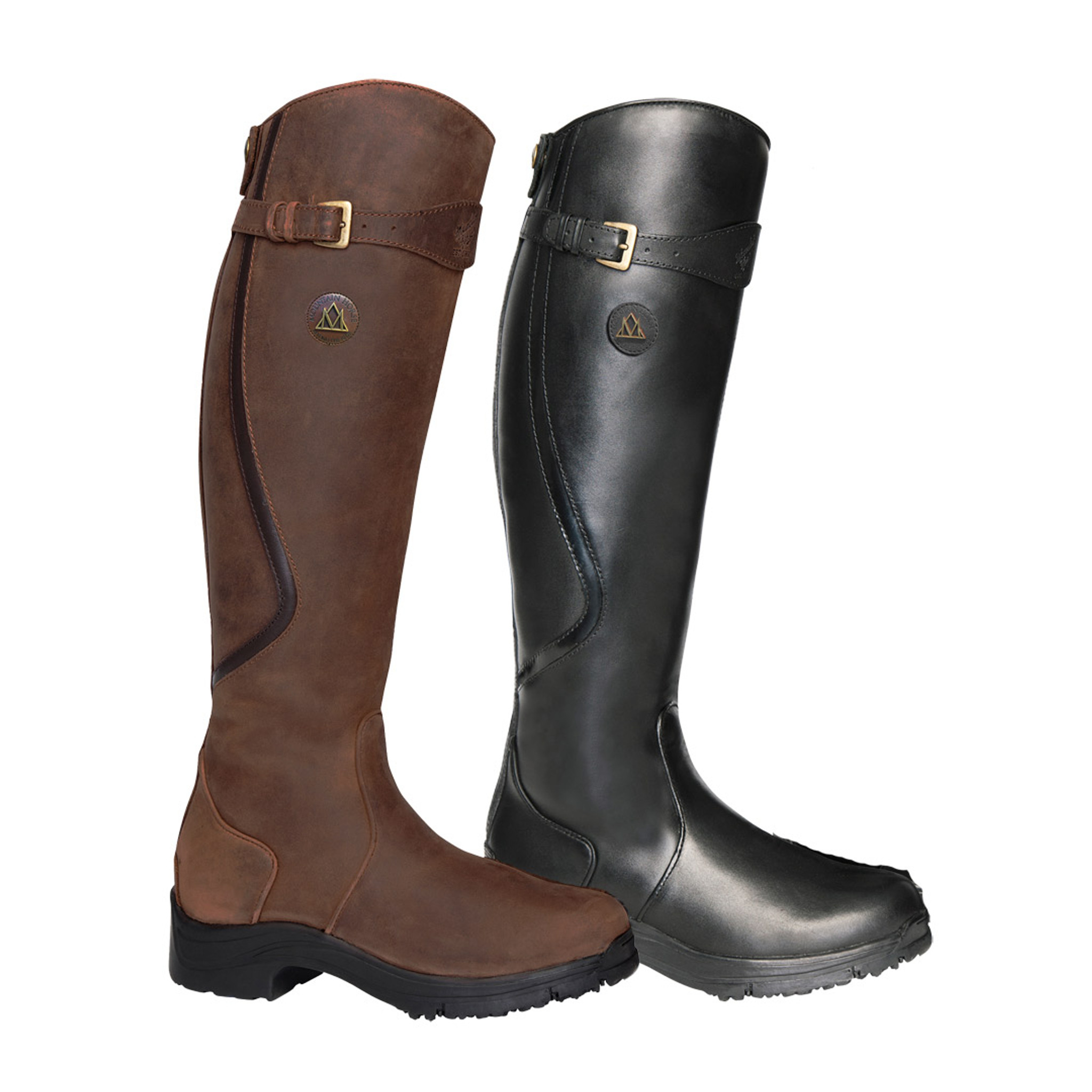 Ladies Snowy River Tall Winter Boots