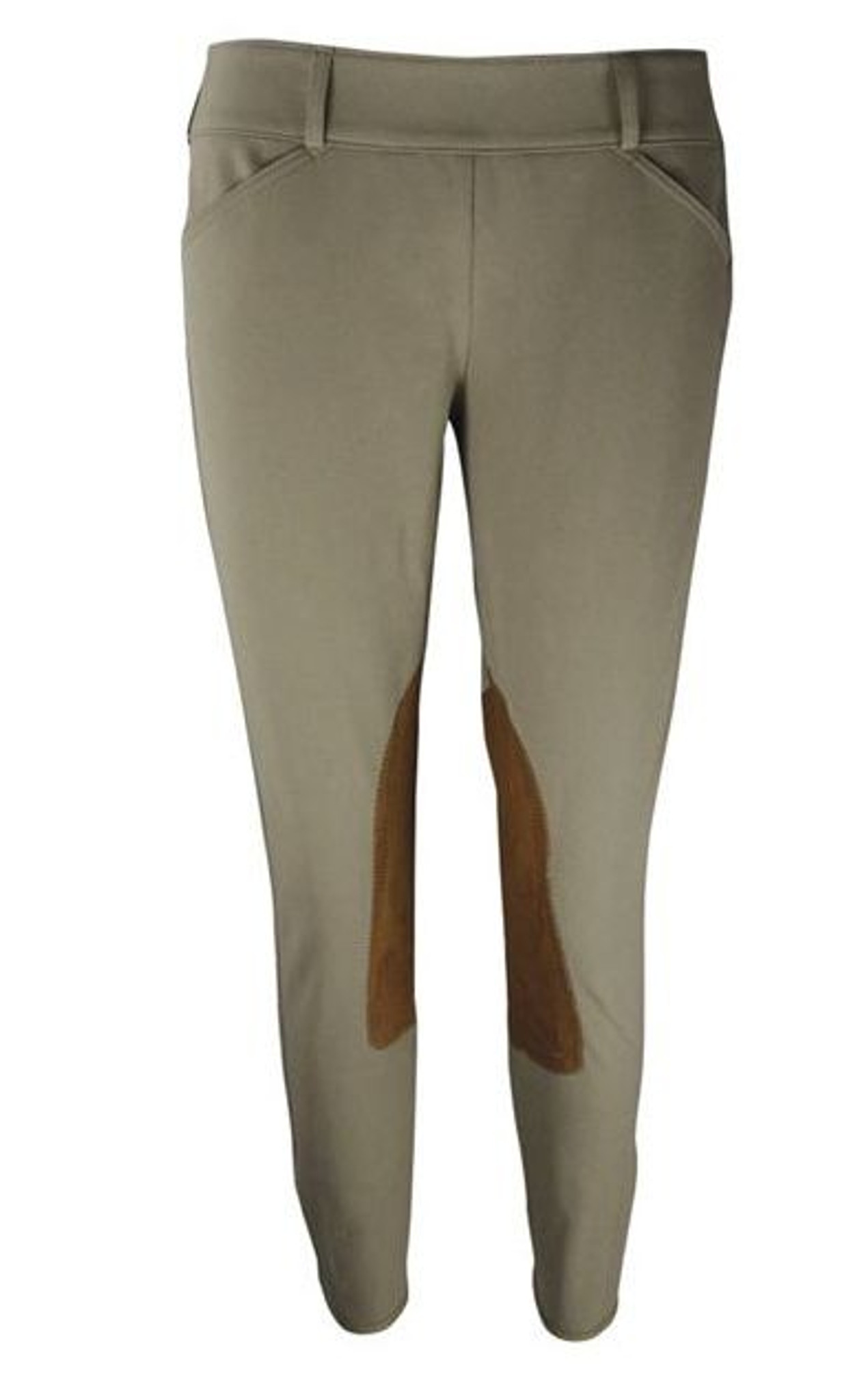 THE TAILORED SPORTSMAN Hunter//Jumper Breech Tan Size 24