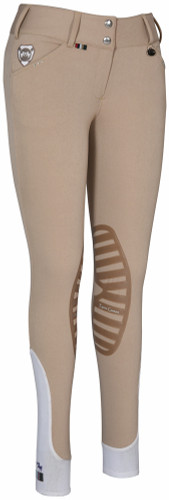 Equine Couture Fiona Breeches - safari