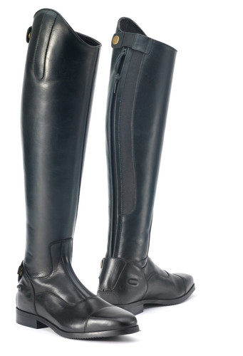Ovation® Olympia Tall Show Boots - black