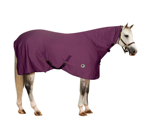Turbo Dry Contour Neck Sheet - orchid