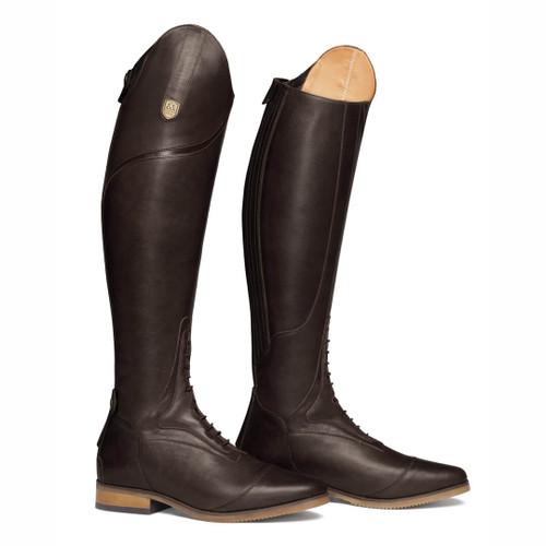 Mountain Horse Sovereign Field Boots - dark brown