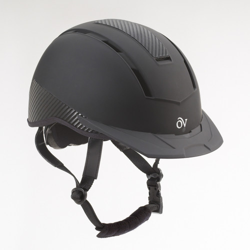 Ovation Extreme Riding Helmet - black