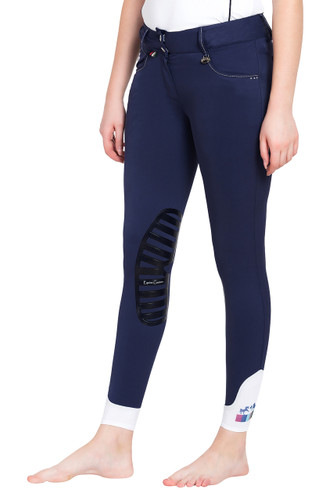 Equine Couture Darsy Breeches - navy