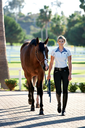 Romfh Sarafina Full Seat Breeches - black