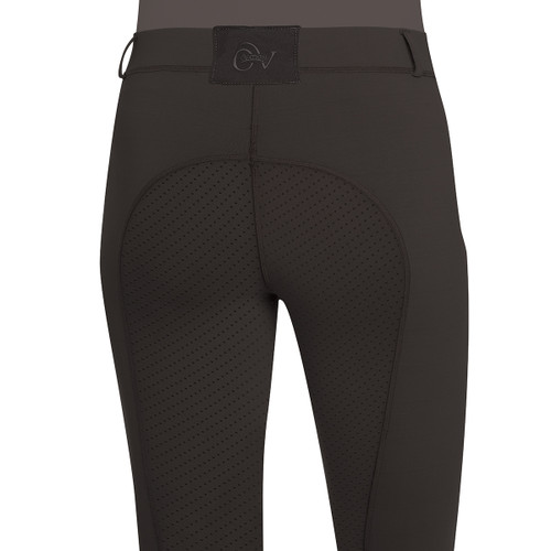 Ovation Ladies AeroWick Silicone Full Seat Tights - black