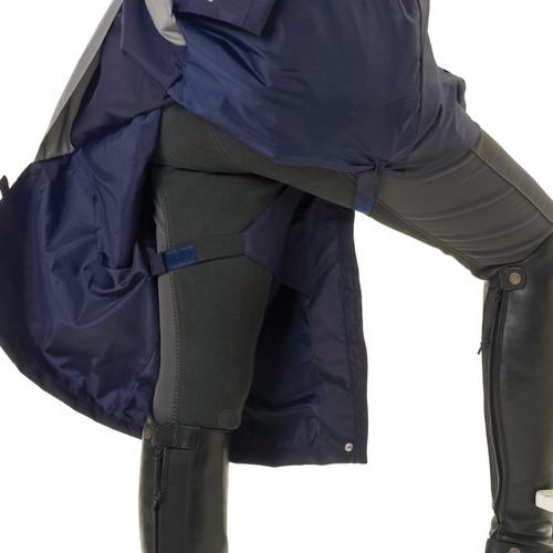 Ovation Coach Raincoat - detail