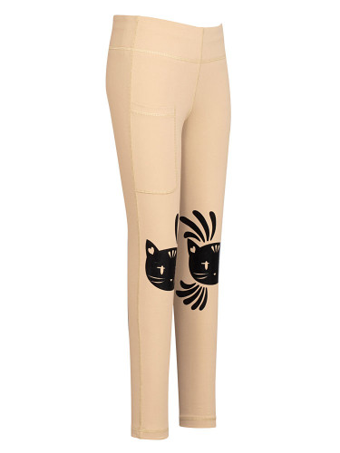 TuffRider Stella Girls Riding Tights - side