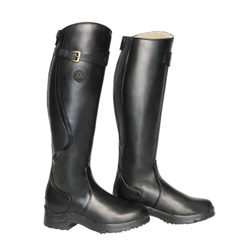 Mountain Horse® Snowy River Tall Winter Boots - Black