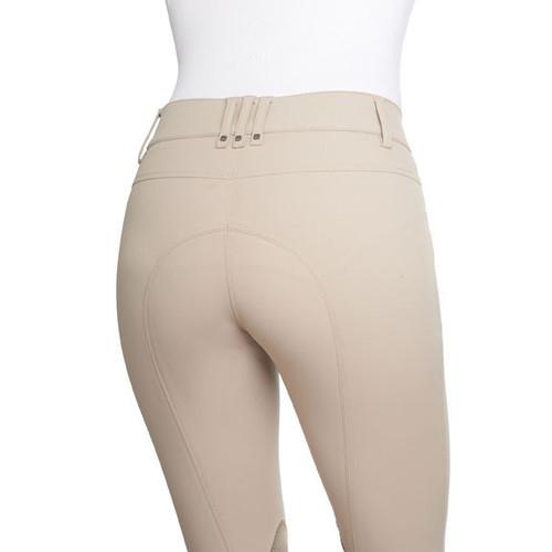 Romfh Sarafina Euro Seat Breeches - white sand - back