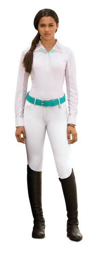 Romfh Sarafina Euro Grip Breeches - white