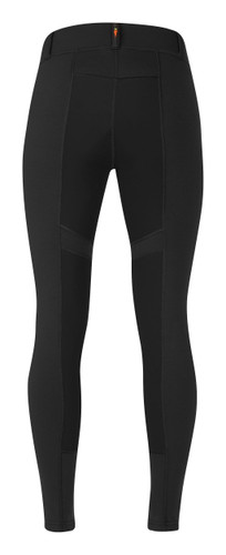Kerrits Flex Tight 3 Full Seat Breeches - black - back