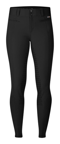 Kerrits Flex Tight 3 Full Seat Breeches - black