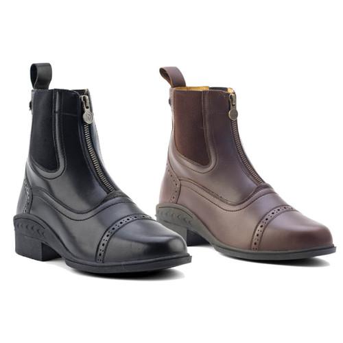 Ovation Child's Tuscany Zip Paddock Boots