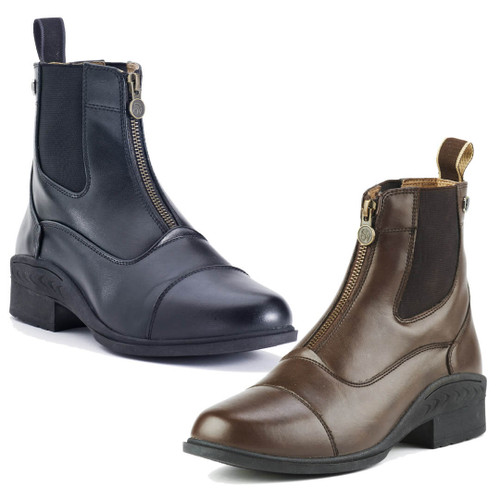Ovation Quantum Child's Zip Paddock Boots