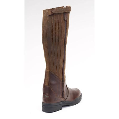 Ovation® Moorland II Highrider Boot - brown - back