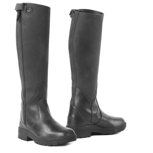 Ovation® Moorland II Highrider Boot - black