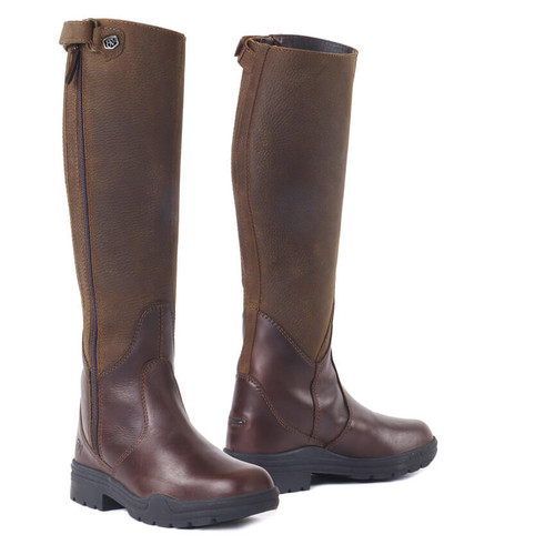 Ovation® Moorland II Highrider Boot - brown