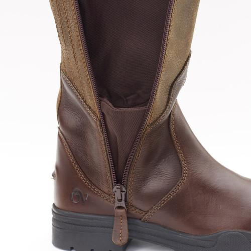 Ovation® Moorland II Highrider Boot - waterproof flap