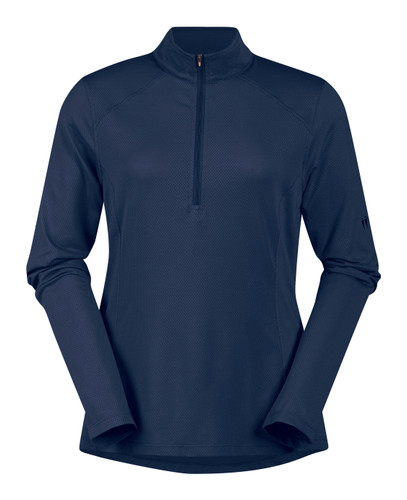 Kerrits Ice Fil® Riding Shirt - navy
