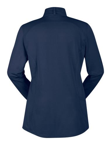 Kerrits Ice Fil® Riding Shirt - navy - back