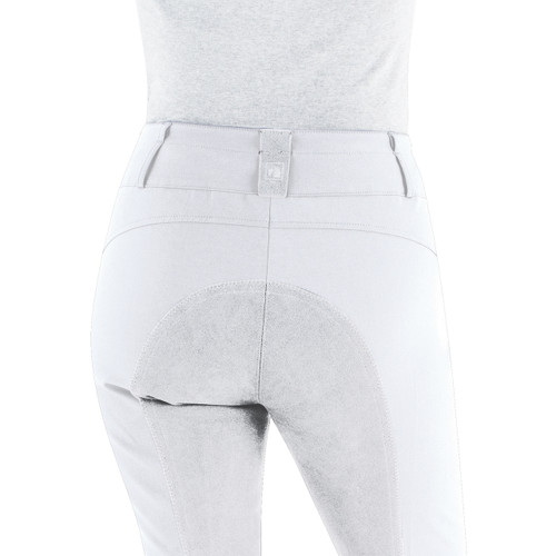 Romfh Champion Full Seat Breeches - white - back