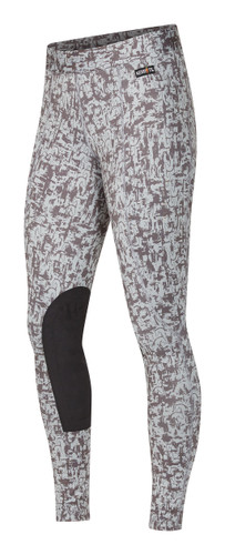 Kerrits Flow Rise Performance Riding Tights - horse mica mirage