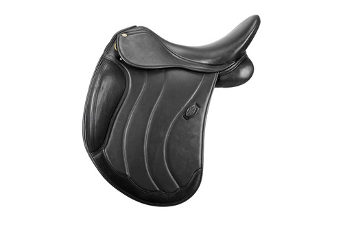 HDR Parisian Monoflap Dressage Saddle
