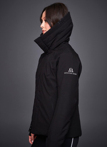 Mountain Horse Ladies Alicia Jacket - black - side