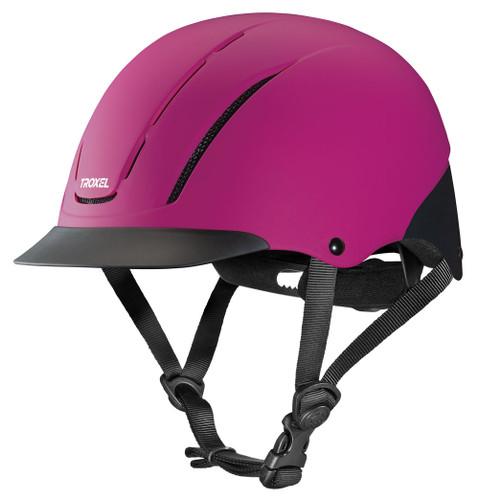 Troxel Spirit Riding Helmet - raspberry duratec