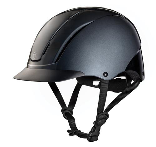 Troxel Spirit Riding Helmet - smoke duratec