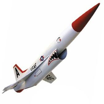 Dynastar Flying Model Rocket Kit Snarky  DYN 5030
