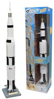 Estes Flying Model Rocket Kit Saturn V 1/200th Scale  EST 2160