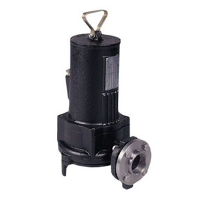 """Master Flow Submersible Cutter Pump 10HP/ 220-415V/ 3P/ 4"""" Discharge"""