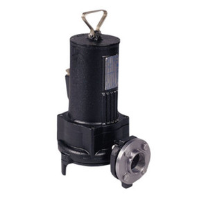 """FLOW MASTER SUBMERSIBLE CUTTER PUMP 5HP/ 220-415V/ 3P/ 4"""" DISCHARGE 30FT. CORD"""