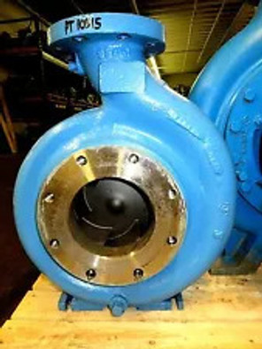 ANSI PROCEES PUMP STAINLESS STEEL
