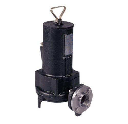 """Master Flow Submersible Cutter Pump 10HP/ 220-415V/ 3P/ 6"""" Discharge"""