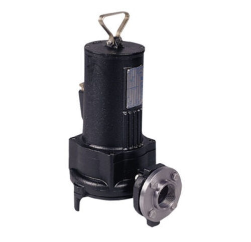 """Master Flow Submersible Cutter Pump 5HP/ 220-415V/ 3P/ 3"""" Discharge"""