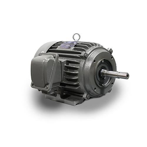 TECO-WESTINGHOUSE MOTOR Teco-Westinghouse TEAMHE - 1HP 3 PH Induction Motor***USED-SOLD AS IS***