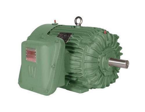 XPEWWE1-18-143T Explosion Proof Premium Efficiency Motors - 1 HP, 1800 RPM, 143T FRAME