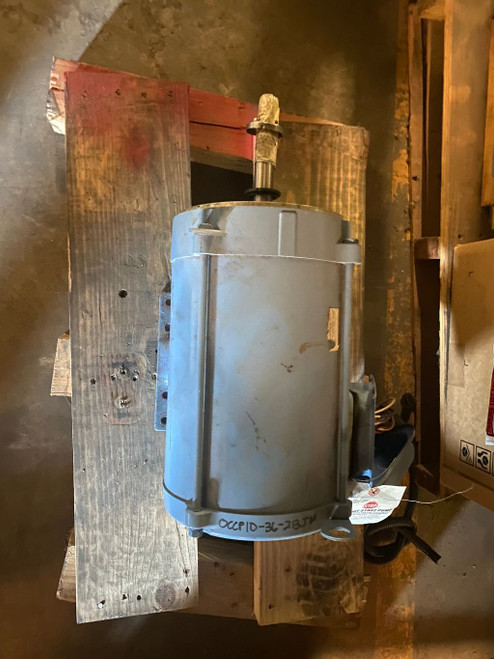 ***USED*** OCCP10-36-213JM Worldwide Electric Close Coupled Motor , ODP, 10 HP, 3600 RPM, 208-230/460V, 213JM Frame, C-Face With Feet