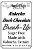 Kabocha Break Up 4 oz Front Label