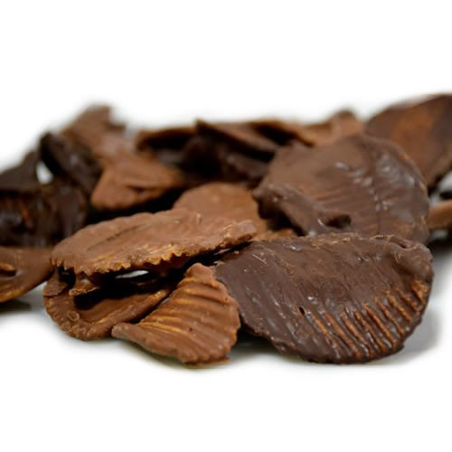 Chocolate Covered Potato Chips Buy Two Get One Free